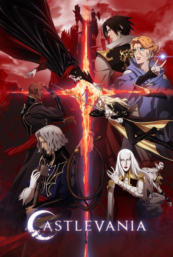 Castlevania-nuevo-poster