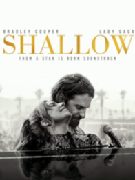 A STAR IS BORN - SHALLOW - LADY GAGA, MARK RONSON, ANTONIO ROSSOMANDO Y ANDREW WYATT