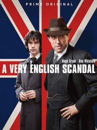 AMAZON PRIME VIDEO: A VERY ENGLISH SCANDAL