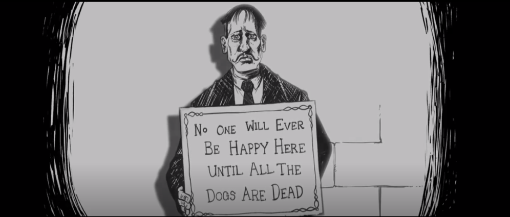 dogs must die