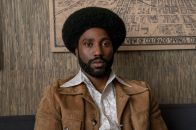 JOHN DAVID WASHINGTON - BlacKkKlansman