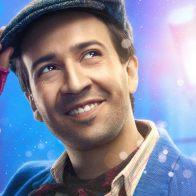 LIN MANUEL MIRANDA - Mary Poppins Returns